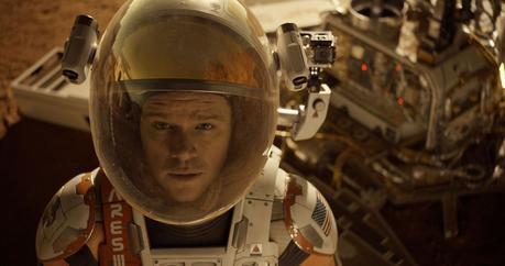 Primer Trailer De The Martian