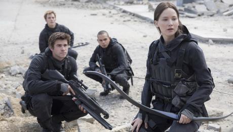Primer Teaser Trailer De The Hunger Games: Mockingjay - Part 2