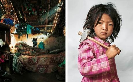 21 imágenes alrededor del mundo de Dónde duermen los niños