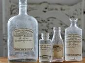 Deco-Hack...DIY Frascos antiguos Farmacia