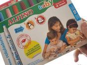 Alpino Baby: primeros rotuladores
