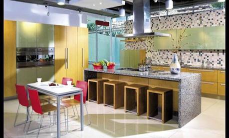 4 r pidas opciones para remodelar su cocina peque a for Remodelar cocina pequena