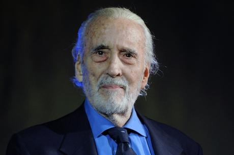 Fallece Christopher Lee a los 93 años