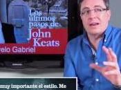 Ángel silvelo gabriel, autor últimos pasos john keats (playa ákaba, 2014) entrevistado lorenzo rodríguez garrido periodista digital