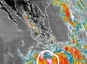 """México Alerta: tormenta tropical """"Carlos"""" forma Pacífico"""