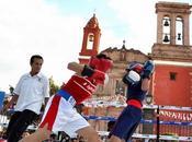 Programa peleas fecha Torneo Mpal