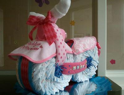 Como Hacer Un Moises Para Un Cake