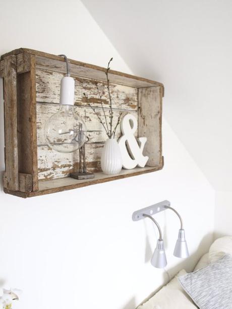 Estanter as con cajas de madera paperblog - Estanteria cajas madera ...