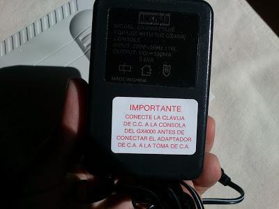 Unboxing de Amstrad GX4000. ¡Descubriendo una consola olvidada!