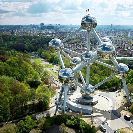 Fin de semana ideal entre amigas en Bruselas - Un recorrido literario por la capital de Europa