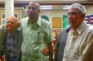 Menú terrorismo-anticomunismo de Posada Carriles, Antúnez y Guillermo Fariñas [+ fotos]