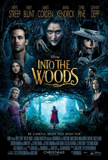dvd into the woods
