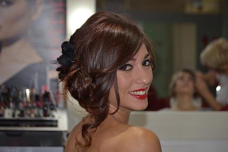 Peinados Tocados Y Maquillajes Para Invitadas De Boda Paperblog