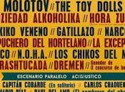 Sorteamos abonos individuales para Juerga's Rock Festival 2015