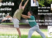 """""""Dolores Espalda, curación física espiritual"""". Antonio Alcalá Malavé, José Juan, Joaquín Weil, Seminario Formativo, Cerificación IAYoga. junio Internacional Yoga"""