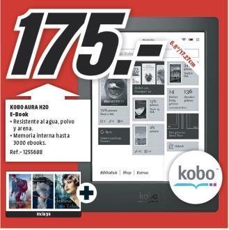 'El viaje de Pau' - Promoción de Kobo en Media Markt