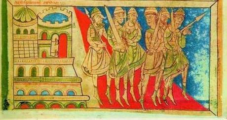 Comercio y comunicaciones en la Taifa de Tulaytulah siglo XI