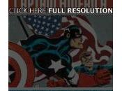 Captain America: White llegará septiembre. Primer vistazo