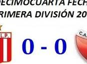 Estudiantes:0 Colón:0 (Fecha 14°)