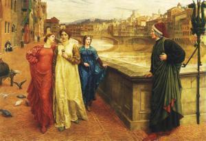 Bice Portinari, probable modelo de la Beatriz de Dante.