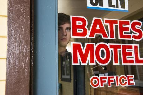 #UniversalChannel estrena #3raTemporada, el 18 de Junio, de la aclamada serie #BatesMotel, #EnElBatesMotel