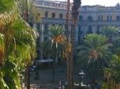 Plaza Real Barcelona, encanto bullicio