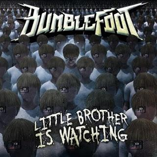 Bumblefoot Little Brother Is Watching (2015) Lo tiene todo para ser el disco del año