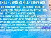Calle cierran cartel Alrumbo Festival 2015