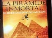 "pirámide inmortal"" último libro Javier Sierra"