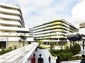 Finalizó construcción Universidad Tecnología Diseño Singapur UNstudio