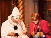 Frozen, presente Disneyland