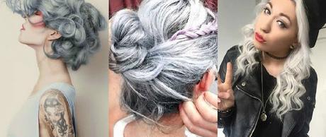 CAER O NO CAER: pelo gris