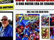 Kurt Busiek acudirá Metrópoli Comic Gijón