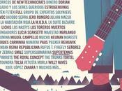 Many Djs, Capitán, Sidonie, Crepúsculo Monarchy para Sonorama Ribera 2015