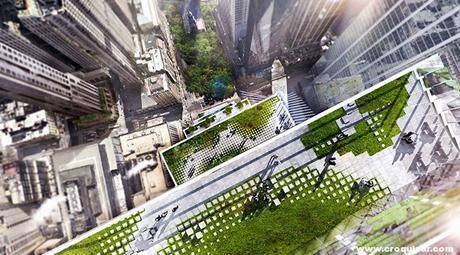 NOT-064-BIG presenta su proyecto para la Torre 2 del World Trade Center-9