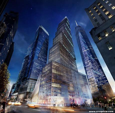 NOT-064-BIG presenta su proyecto para la Torre 2 del World Trade Center-portada