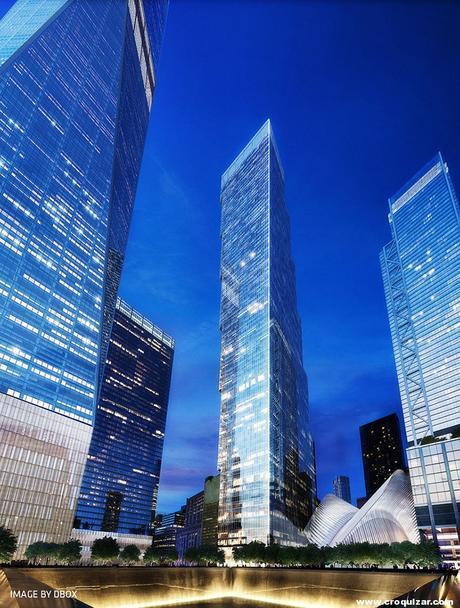 NOT-064-BIG presenta su proyecto para la Torre 2 del World Trade Center-3