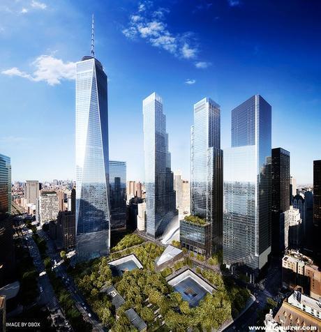 NOT-064-BIG presenta su proyecto para la Torre 2 del World Trade Center-2