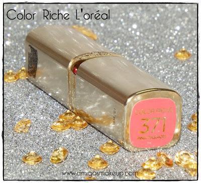 30º Aniversario Barra de labios Color Riche L'ORÉAL, hoy Rojo/Naranja.
