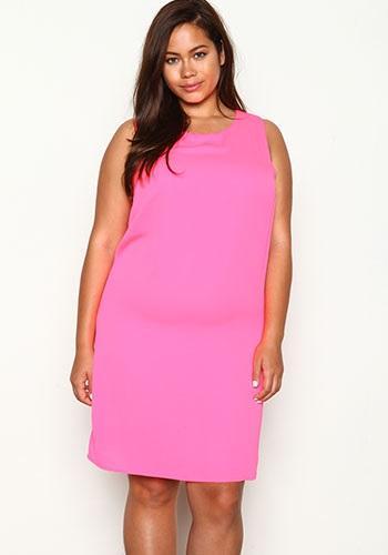 999a21e876 Vestidos de color neón para gorditas - Paperblog