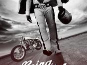 """Póster trailer oficial """"being evel"""", documental sobre vida motorista evel knievel"""