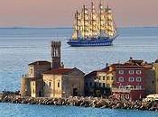 toque italiano Eslovenia. enamorarás Piran