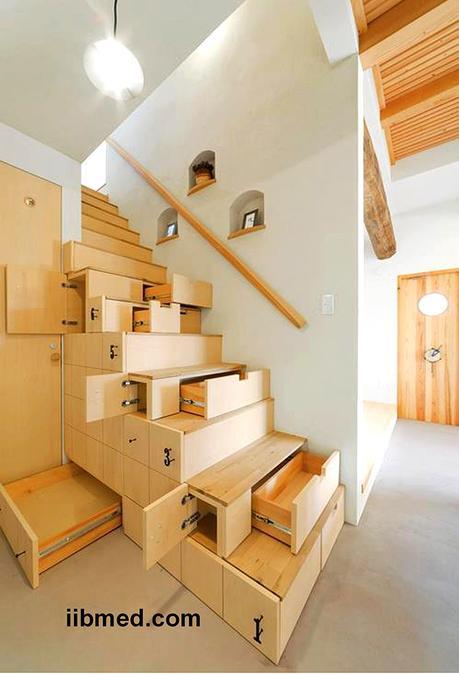 8 ideas para aprovechar espacio en casa paperblog - Aprovechar espacios en casa ...