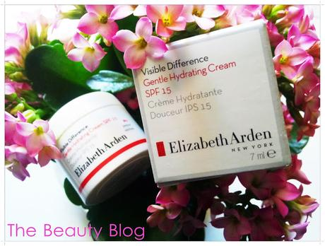 Review Elizabeth Arden Visible Difference Crema Hidratante Gentle SPF 15