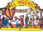 """Ingenio"""": años gigantes cabezudos"""