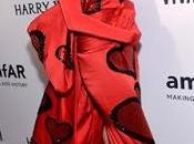 Miley Cyrus honrada amfAR Inspiration Gala