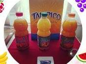 Tampico lanza bebida sabor ponche frutas