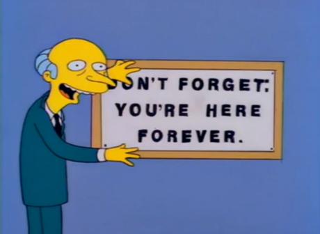 Homero Simpson, Frankl, Camus, y el tema de los valores