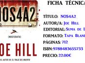 Reseña: NOS4A2 (Nosferatu), Hill
