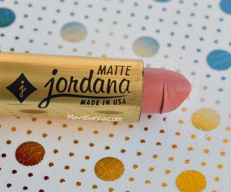 Mis labiales de Jordana / My Jordana lipsticks : Matte